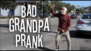 Bad Grandpa Prank