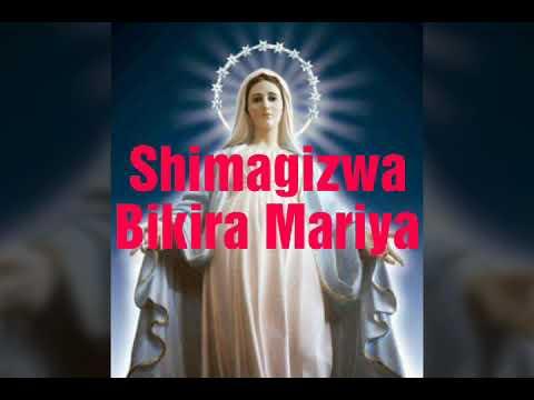 BUJUMBURA-BURUNDI : INDIRIMBO ZA KATOLIKA SHIMAGIZWA BIKIRA MARIYA