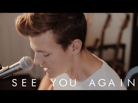 Wiz Khalifa - See You Again (Tyler Ward Acoustic Cover) Ft. Charlie Puth (Furious 7 Music Video)