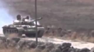 Бой против ИГИЛ снятый камерой бойца Новости 05 12 2015 РОССИЯ США ИГИЛ СИРИЯ