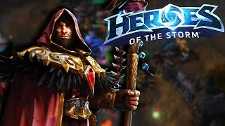 Heroes of the Storm (HotS) | RUSTED | Medivh Gameplay ft. Sinvicta
