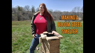 making a steel smelter