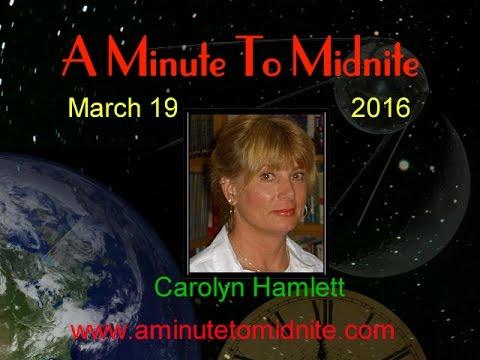 Carolyn Hamlett - JFK Last Truly Elected POTUS - NASA & Illuminists