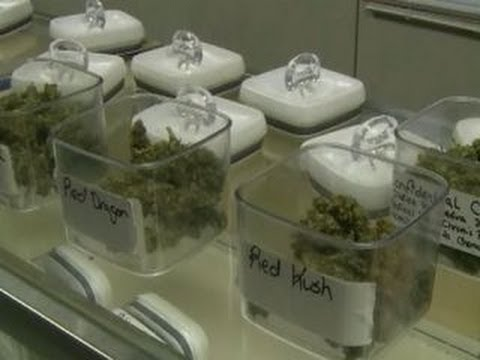 Law of the new year: Colo. to tax marijuana