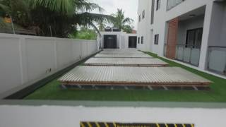 THE NIIYO: Awesome Feature Video of Luxury Apartment Complex in Dzorwulu, Accra