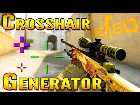 Fadenkreuz ändern Crosshair Generator | #01 CS:GO Tutorial [FullHD][Ger] from YouTube · Duration:  13 minutes 23 seconds