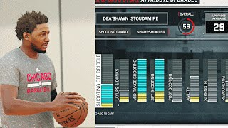 NBA 2K17 My Career - How to Equip Jump Shots + Upgrading My Attributes (PS4)