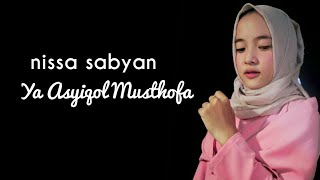 Video Nissa Sabyan || Ya Asyiqol Musthofa download MP3, 3GP, MP4, WEBM, AVI, FLV Juni 2018