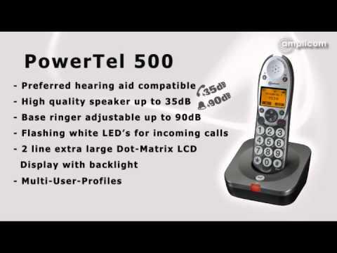 Amplicom Cordless Phone Range