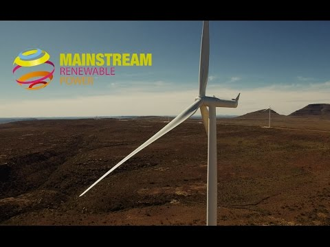Mainstream Noupoort Wind Farm