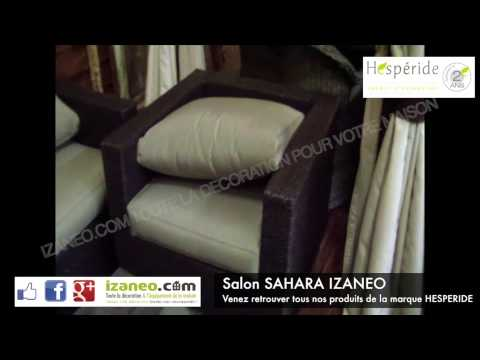 AD Salon SAHARA IZANEO - YouTube