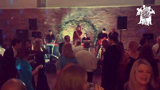 The Bratz Band live wedding footage. Dance Monkey (Tones and I) live in Hotel Doolin