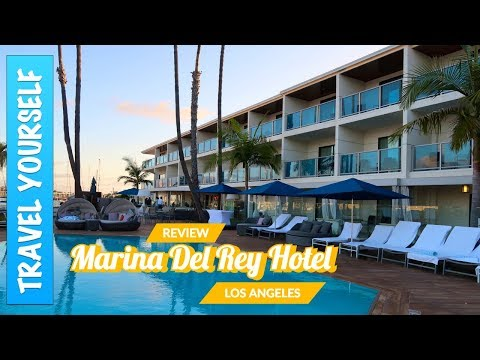 Marina Del Rey Hotel Los Angeles - Review