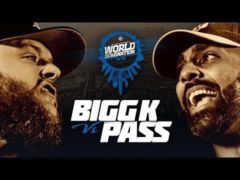 KOTD - Bigg K vs Pass | #WD7