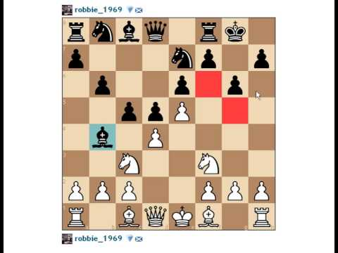 Chess lesson : square strategy theory - basic principles