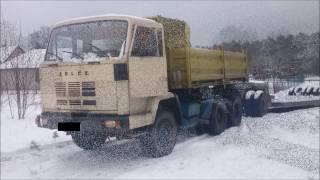 HIT!! JELCZ-SHL 3W642-825 walka ze śniegiem