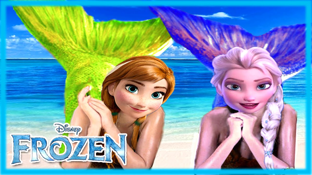 Elsa And Anna Winter Dress Up : Frozen Games