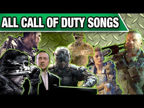 CALL OF DUTY SONGS (TryHardNinja)
