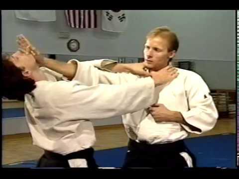 Rick Mirandette Aikido Self Defense Techniques