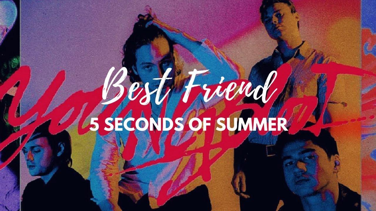 Best Friend lyrics - 5SOS