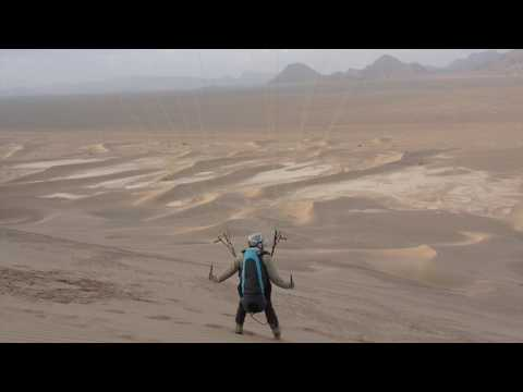 Iran  road trip parapente ,  Yazd