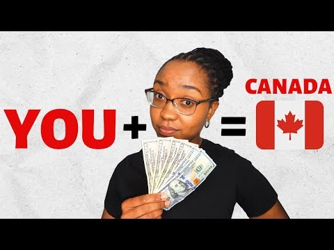 SCHOLARSHIP TO MOVE TO CANADA