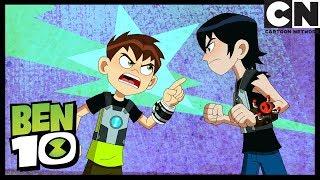 Quatro Por Quatro | Ben 10 em Português Brasil | Cartoon Network