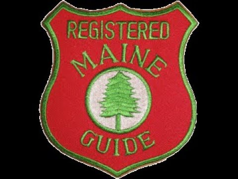 Registered Maine Guide Training In A Woods-wise Way