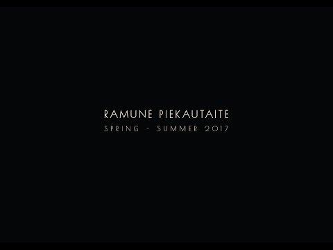 Ramune Piekautaite   SS17   Behind The Scenes