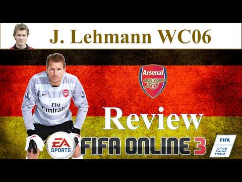 I Love FO3   Lehmann WC06 Review   Đánh Giá J. Lehmann WC 06 Fifa Online 3