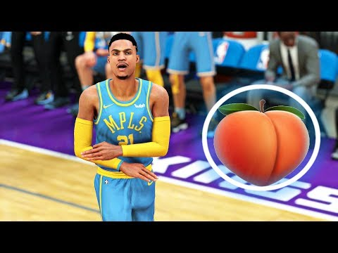 NBA 2K18 My Career - Under Armor is Real Convincing (PS4)