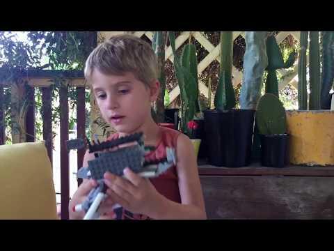 Star Wars Lego Creations - 'Captain Cody's Inspection Ship'