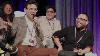 Be More Chill at BroadwayCon