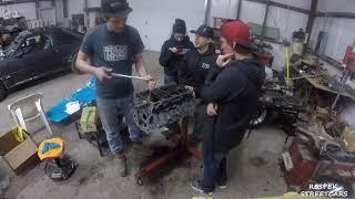 We Rebuilt Clifford's ENGINE IN 5 DAYS!!!