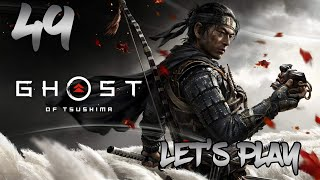 Ghost of Tsushima - Let's Play Part 49: The Conspirator