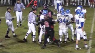 Kevin Sundberg #70 - Football Highlights 2010
