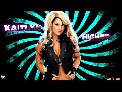 2013: Kaitlyn - WWE Theme Song -