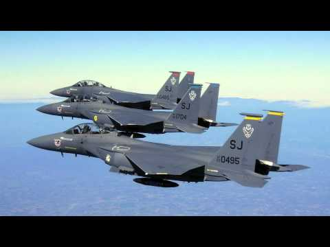 US fighter jet operators