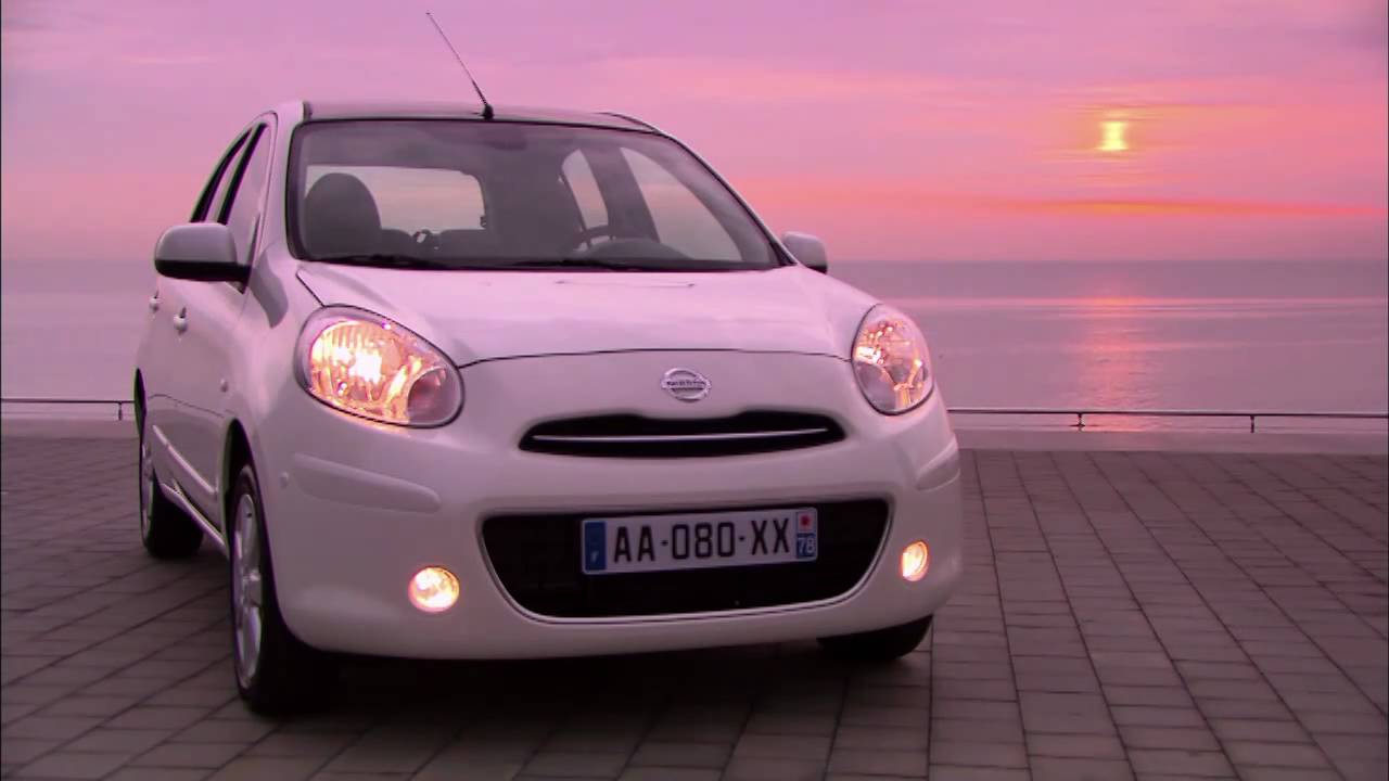 Nissan Micra 2012 Youtube