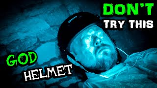 WARNING: DO NOT TRY THIS - The GOD Helmet Experiment! (ft. Paranormal Hauntings)