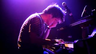 "Jamie Cullum ""Sad, Sad World"" @ La Maroquinerie (Paris)"