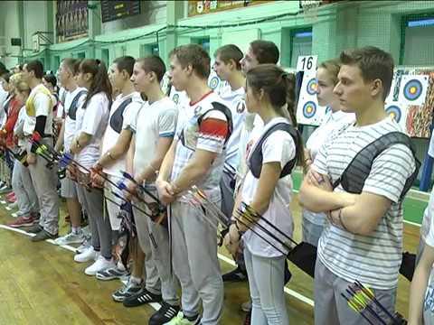2017-01-18 г. Брест. 22 открытый турнир по стрельбе из лука. Новости на Буг-ТВ.