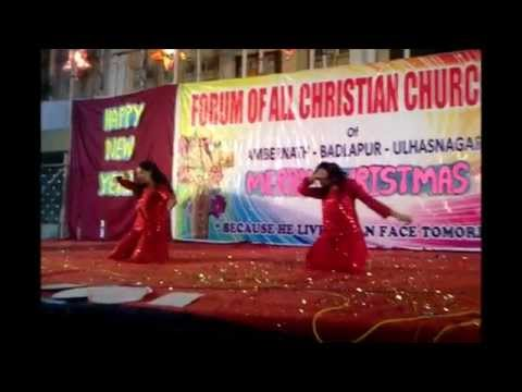 Hindi Christian Song Dance | Remix | Latest Songs