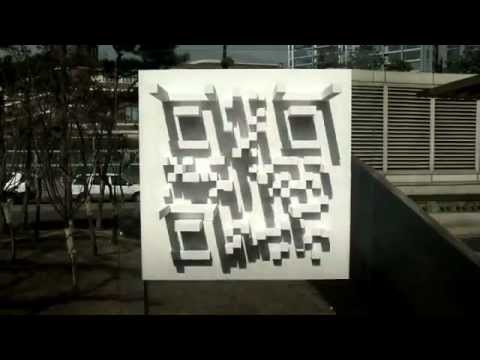 How QR Codes work - Fantastic example by Cheil Worldwide for Emart