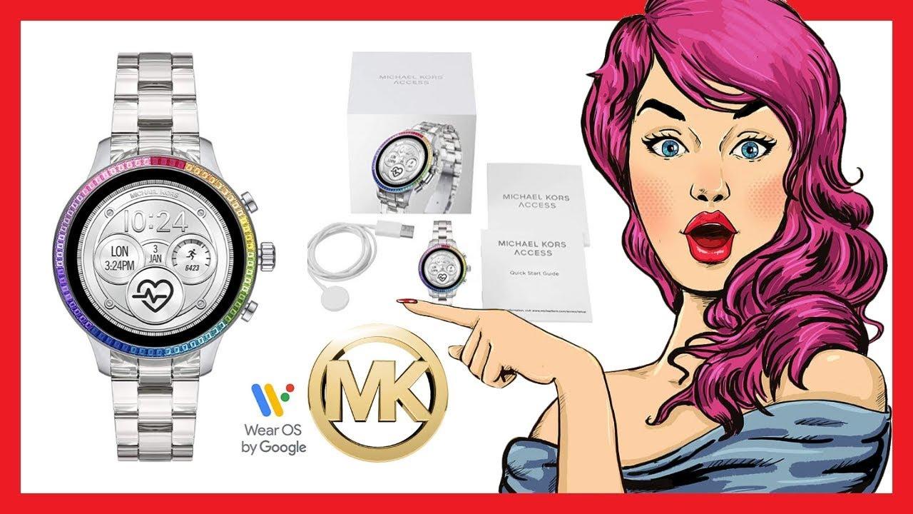 Reloj Inteligente Michael Kors Access Runway MKT5065