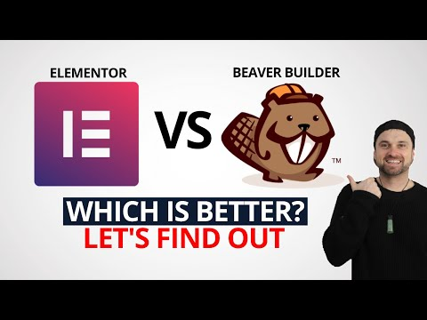 Elementor vs Beaver Builder 👉  Which is the Best WordPress Page Builder