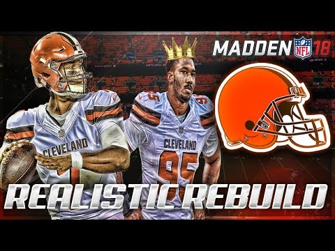 Rebuilding The Cleveland Browns | DeShone Kizer is a Superstar | Madden 18 Connected Franchise