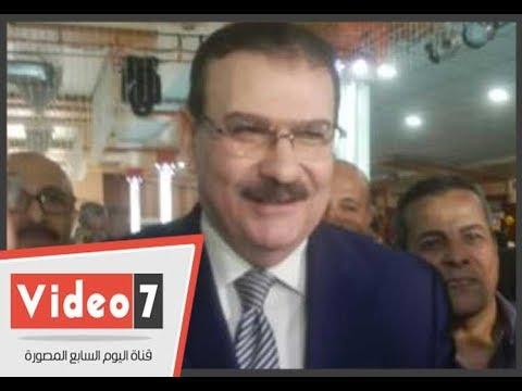 هانى ضاحى يستقبل أعضاء النقابة أمام أبواب اللجان بانتخابات المهندسين  - نشر قبل 11 ساعة