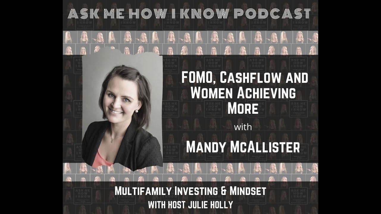 Podcast interview- Ask Me How I Know