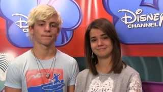 Ross Lynch and Maia Mitchell - Thanks, Mail Carrier Thumbnail